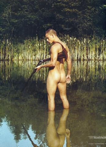 Channing Tatum Nude