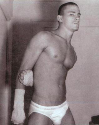 Chaning Tatum Underwear