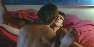 Antonio Banderas gay scene