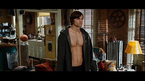 Will ashton kutcher naked dick something is