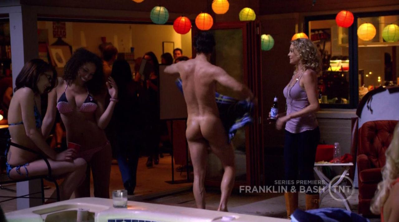 Ass bare butt naked