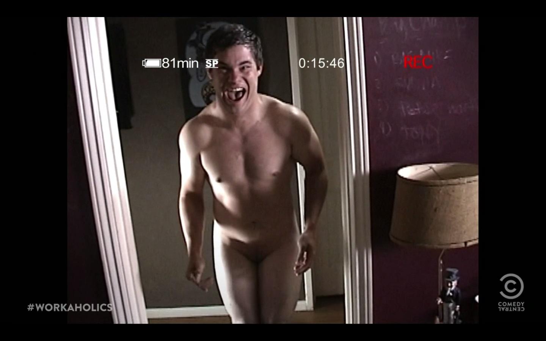 Adam johnson nude turns
