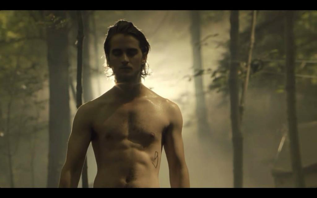 Landon Liboiron Nude Scene
