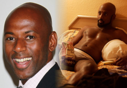 Romany Malco Nude Sex Scene