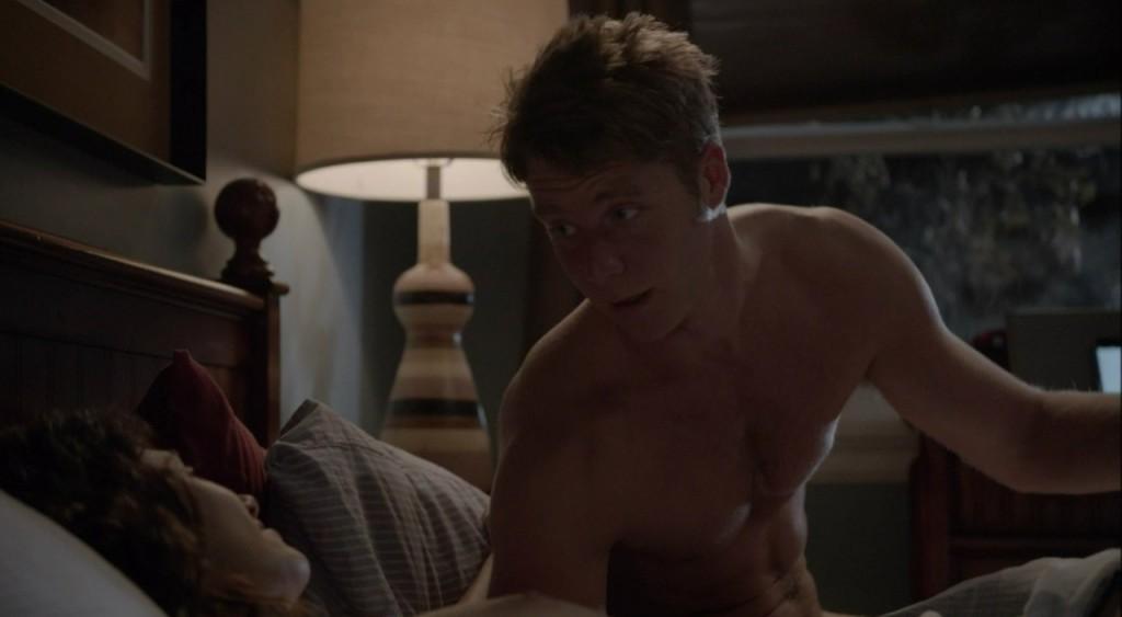 Jake McDorman Nude Scene