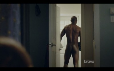 Adrian Holmes nude
