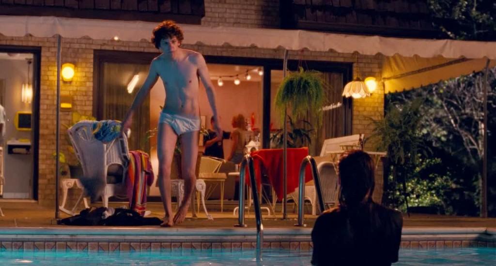 Jesse Eisenberg in Underwear