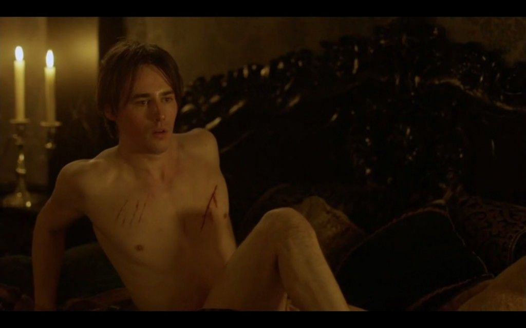 Reeve Carney Nude