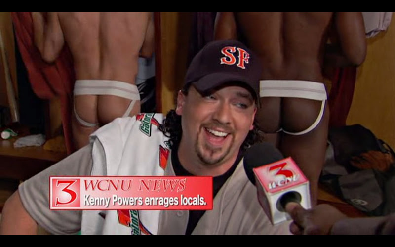 Comedian Danny McBride Naked