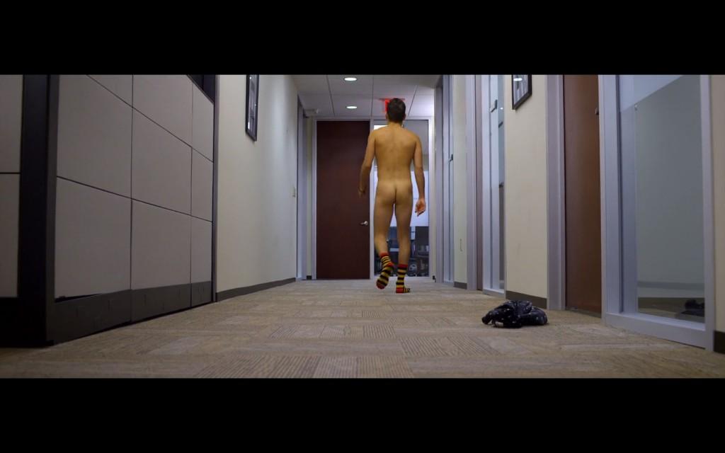 Rami Malek nude