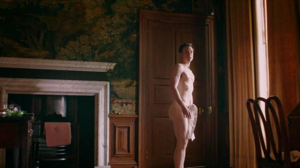 Rupert Evans Nude Scene