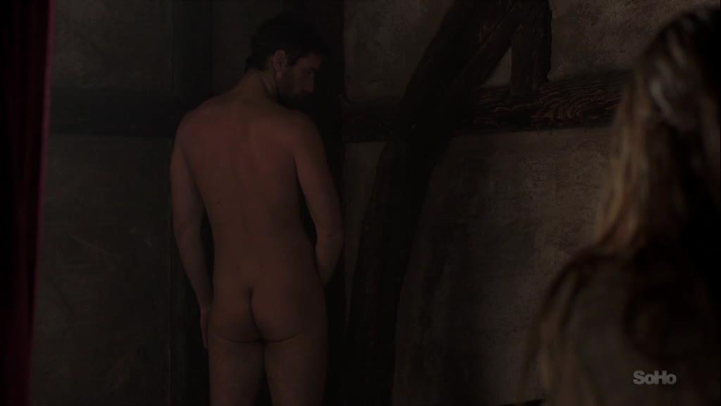New Oliver Jackson-Cohen Naked