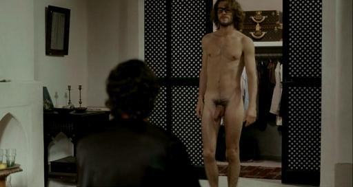 Gaspard Ulliel Naked