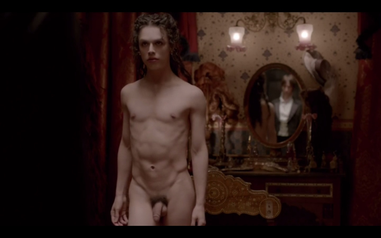 jonny beauchamp fully nude