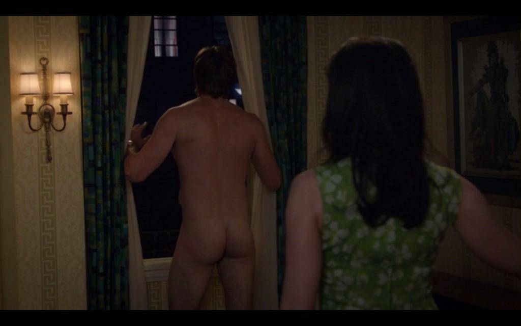 Teddy Sears Nude