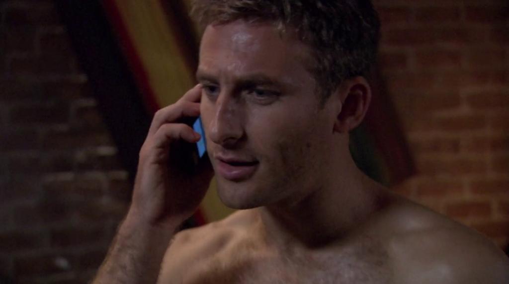 Dean O'Gorman Naked