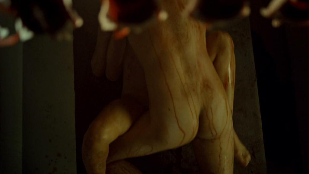 Bill Skarsgard Nude on Hemlock Grove
