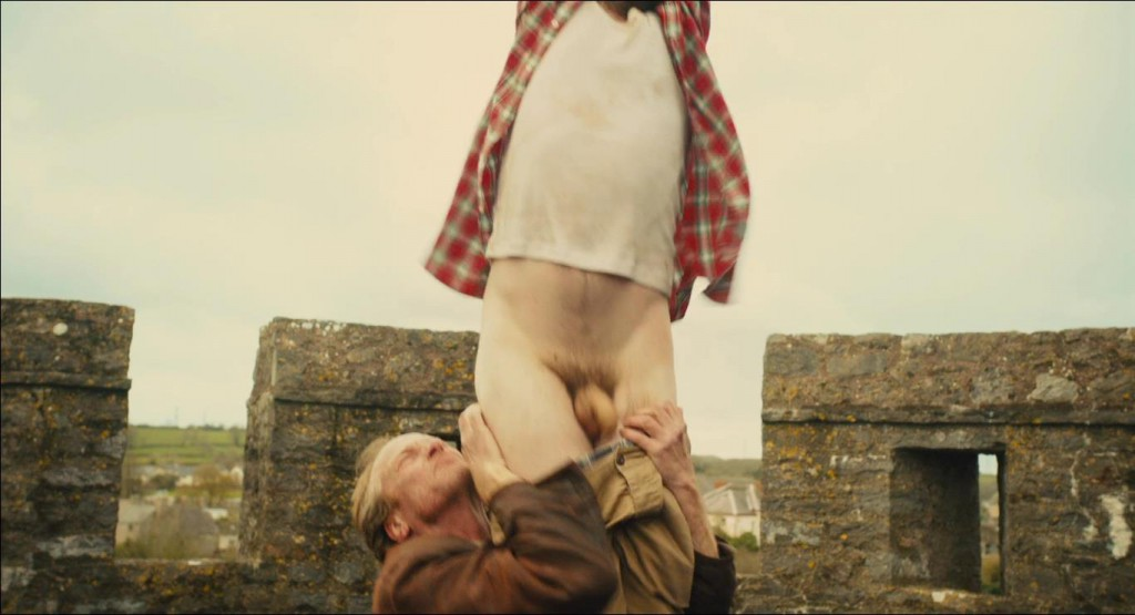Jack Whitehall naked