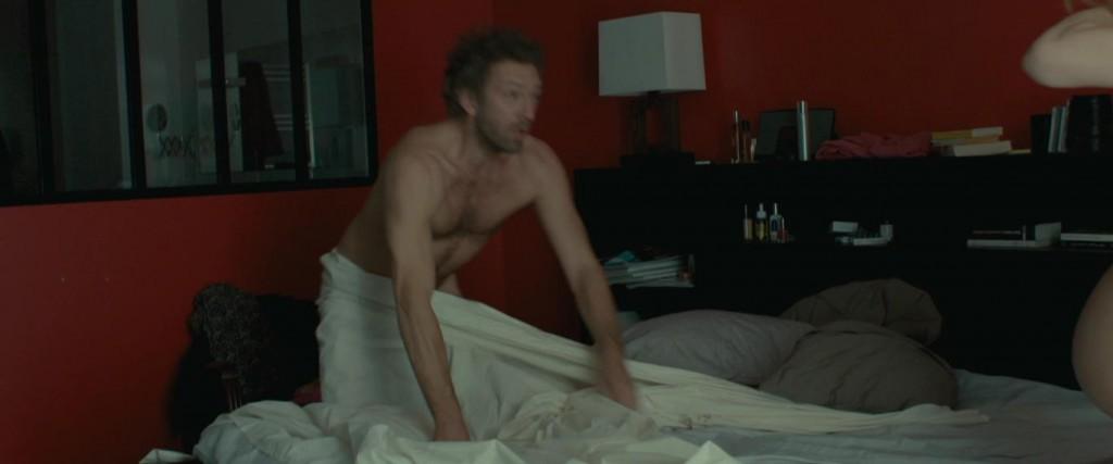 Vincent Cassel nude