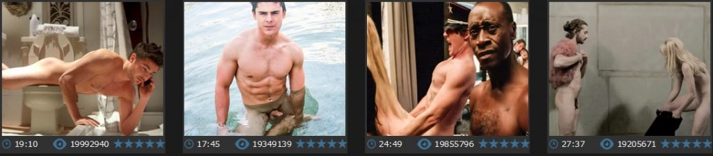 male celebrity sex