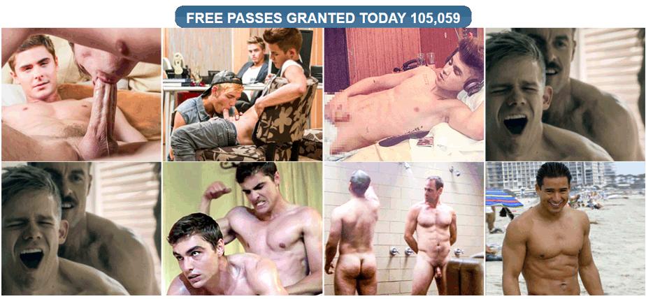 Male Celebs Nude