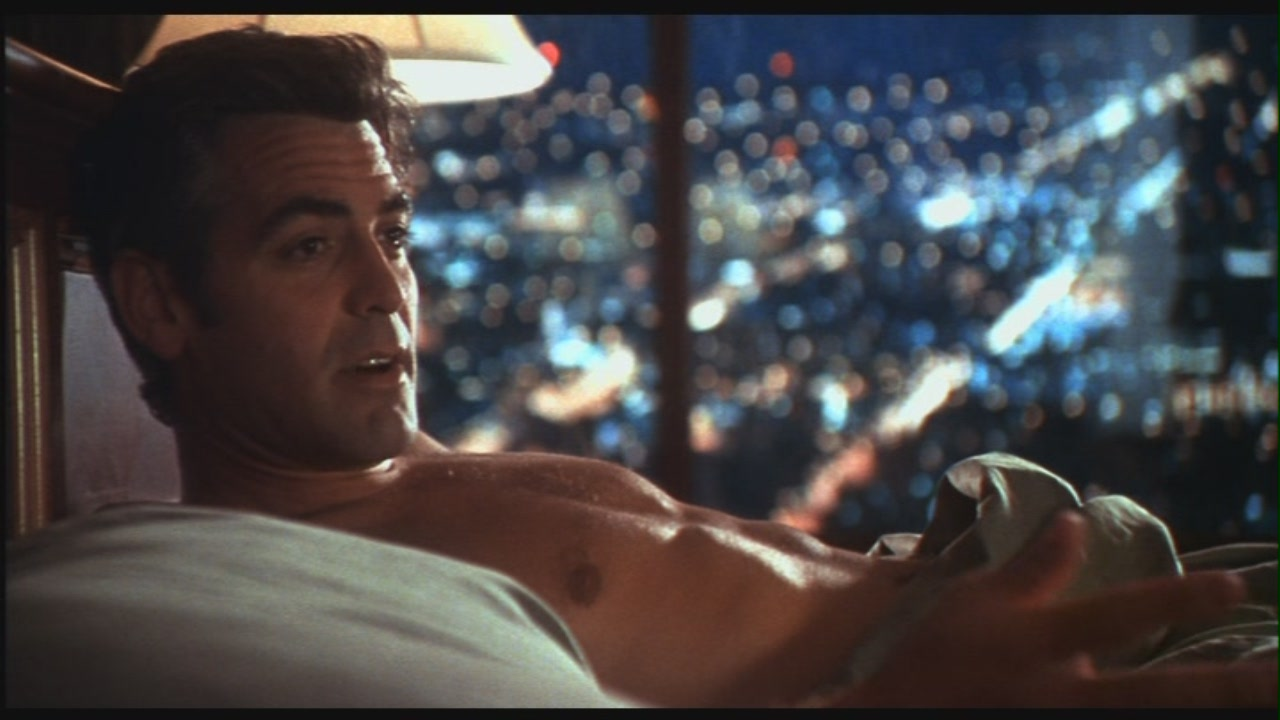 George Clooney Shirtless in Out of Sight