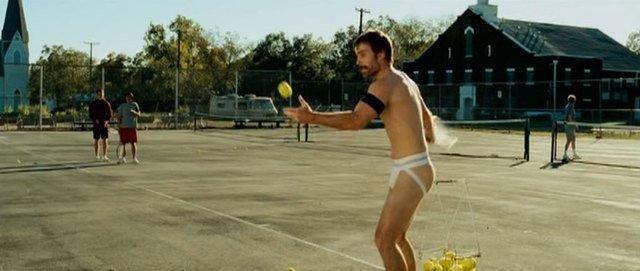 Sean William Scott Shirtless in Balls Out