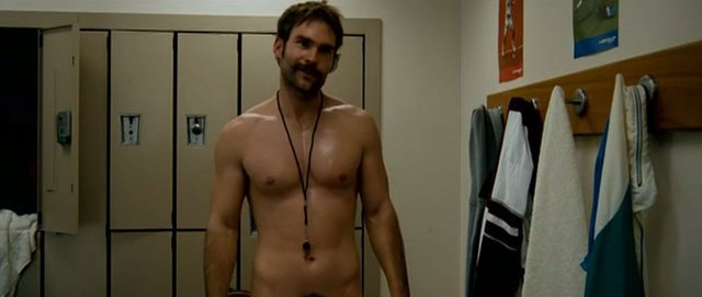Sean William Scott Shirtless