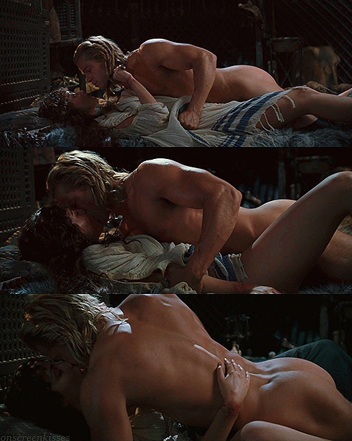 Brad Pitt Nude In Troy
