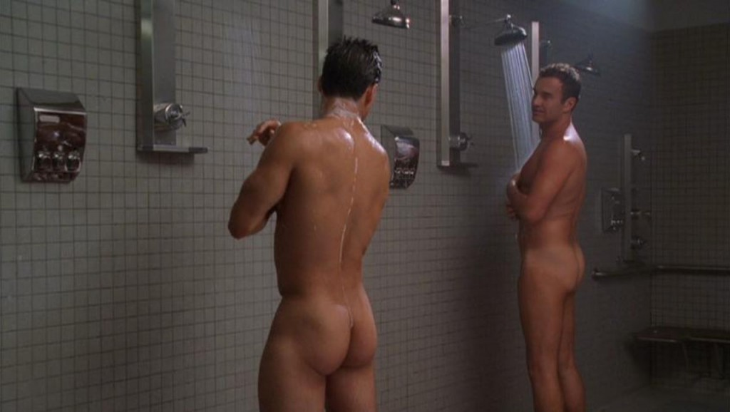 Mario Lopez And Julian McMahon Naked