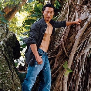 Daniel Dae Kim Shirtless Again