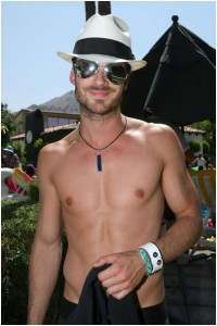 Ian Somerhalder Shirtless