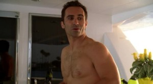 Nestor Carbonell Shirtless
