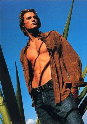 Gabriel Aubry Shirtless Again