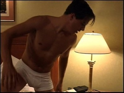 John Barrowman in Underwear