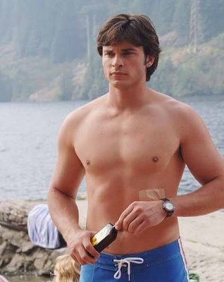 Tom welling nude blog