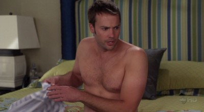Barry Watson Shirtless