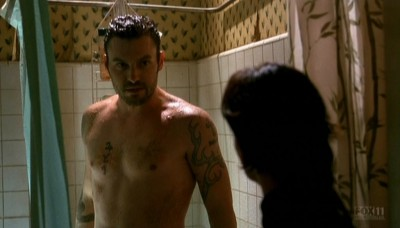 Brian Austin Green Shirtless