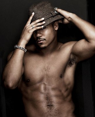 Brian J. White Shirtless