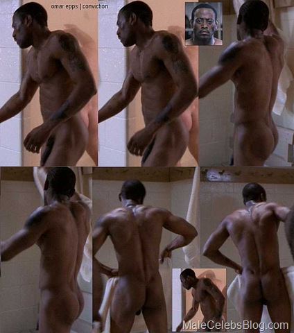 Black Male Celebrity Frontal Naked