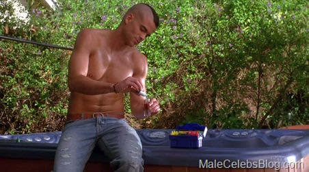 mark-salling-shirtless