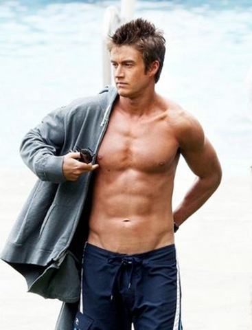 robert buckley_shirtless