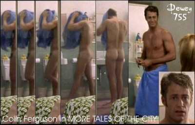 James marsden naked shower