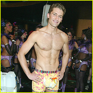 matthew-morrison-shirtless