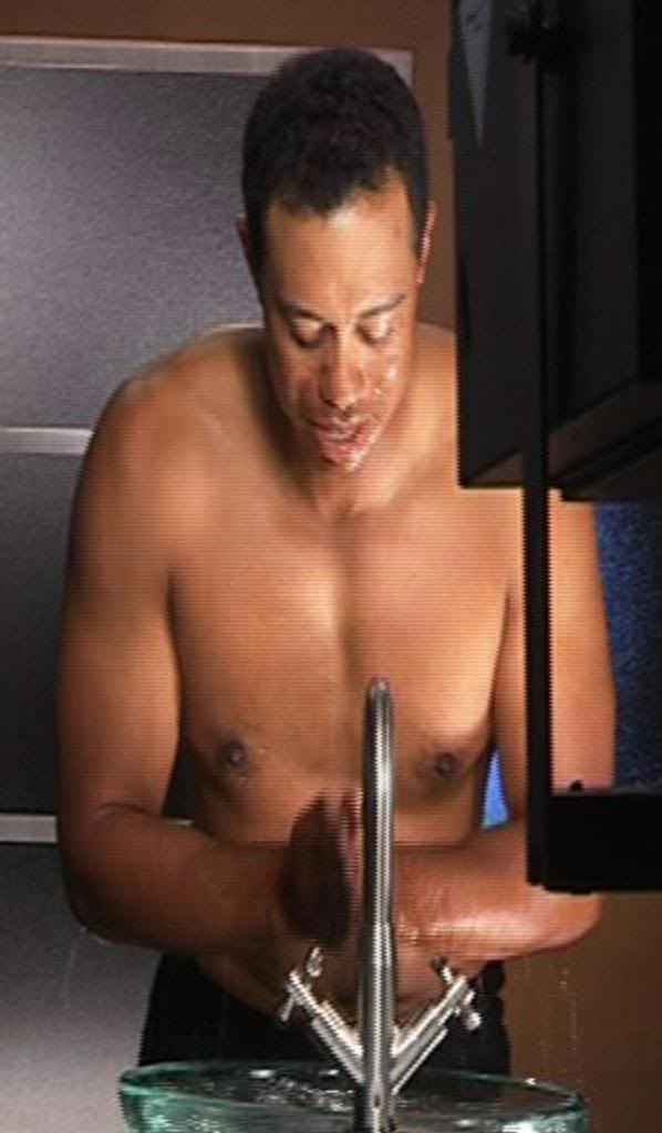 Tiger woods sex tape existsporn ceo has seen footage