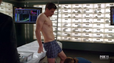 david-boreanaz-shirtless