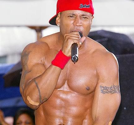 Naked pics of ll cool j