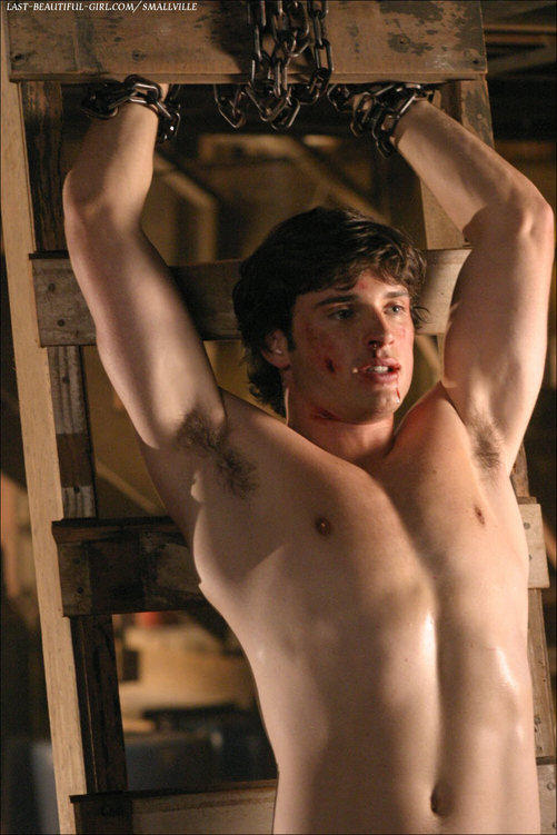 tom welling shirtless