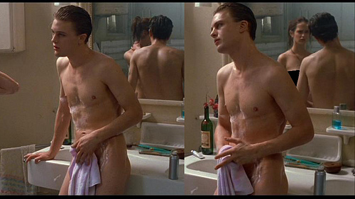 Michael Pitt Full Frontal