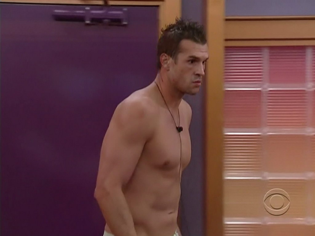 Naked howard big brother